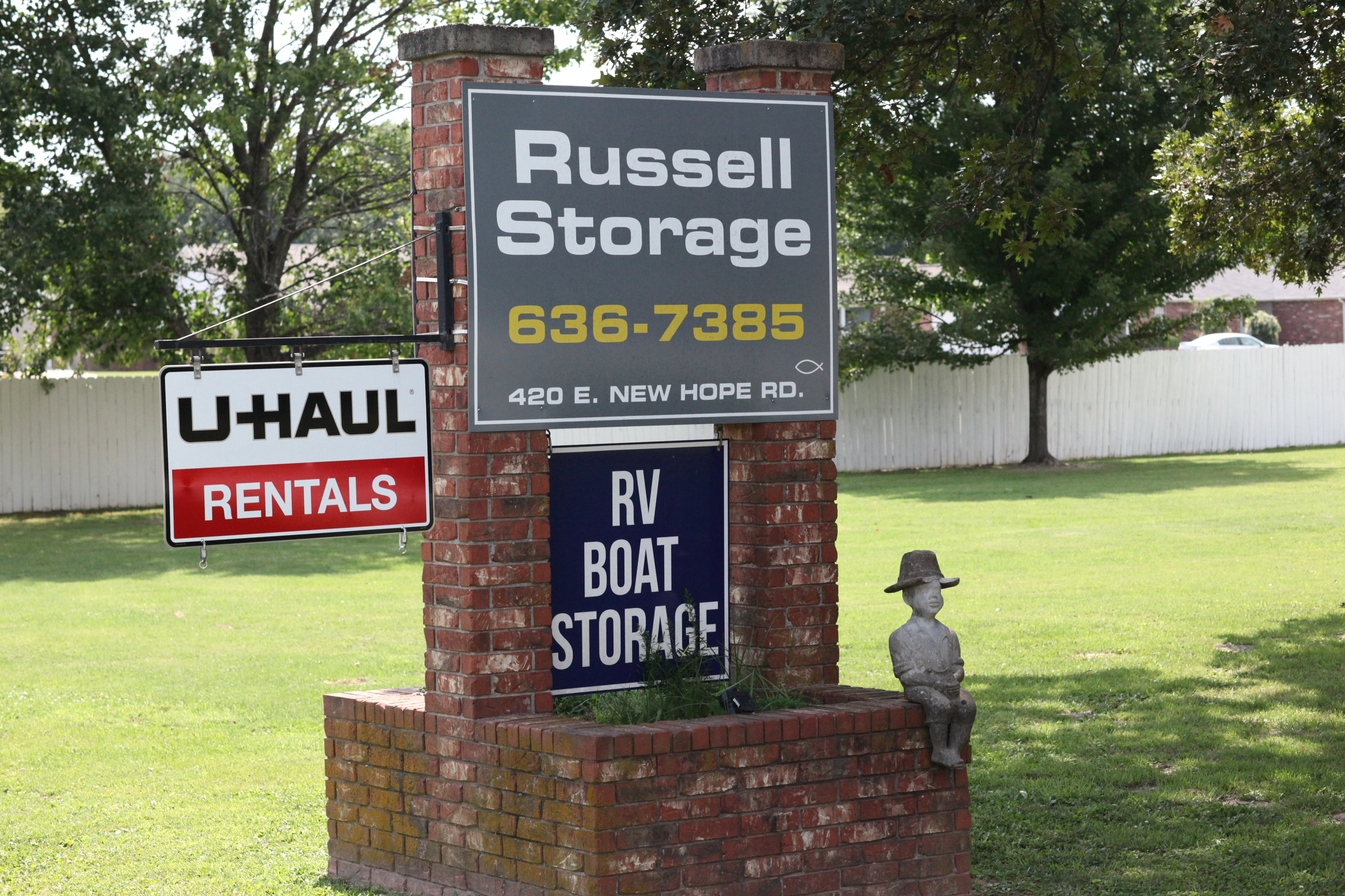 Russell Storage Rogers Ar